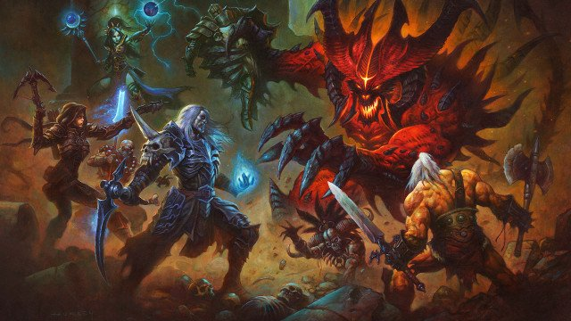 Play Diablo 3: Ultimate Evil Edition for free this weekend