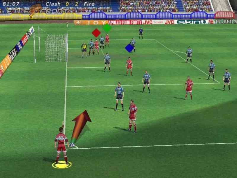 FIFA 2000 Review
