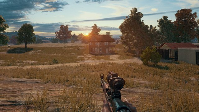 Pubg Wallpaper M24: PUBG's First-Person Game Mode Is Quickly Becoming The