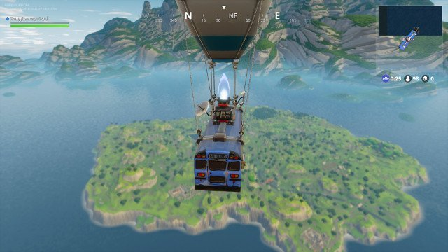 Fortnite Vehicles Are There Vehicles In Fortnite Gamerevolution