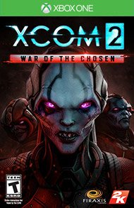 Box art - XCOM 2: War of the Chosen