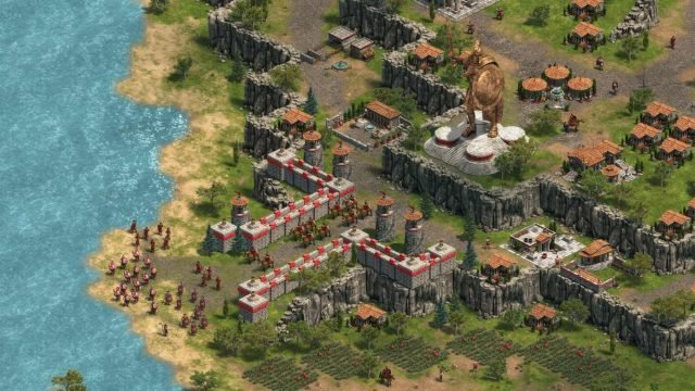 Fans are Outraged Over Age of Empires: Definitive Edition's Windows