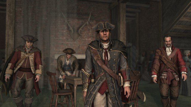 Assassin's Creed Templar Colonial America