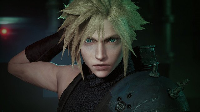 Final Fantasy VII Remake console generation