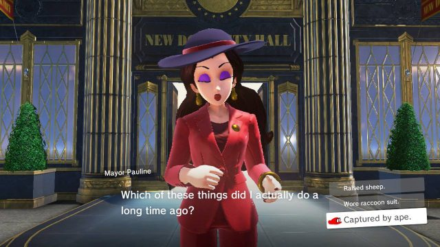 Mario Tennis Aces Players Are Thirsty Over Thicc Pauline