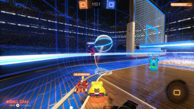 What is Controller Deadzone Rocket League?