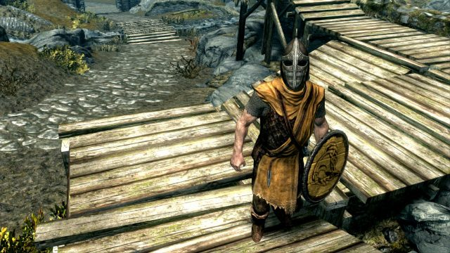 Skyrim Switch Review Soldier