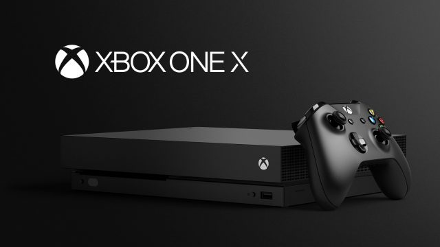 gaming news xbox one x