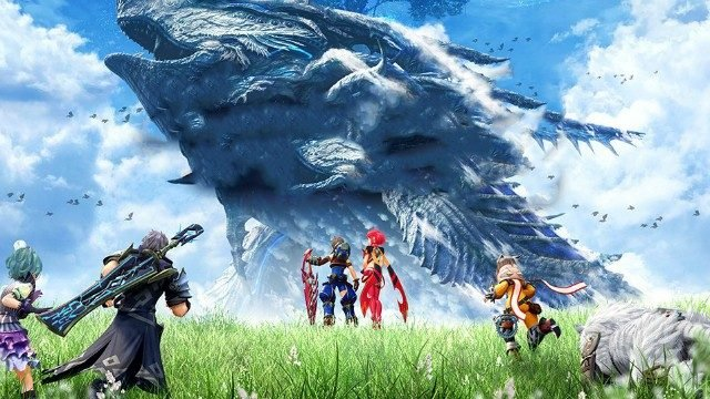 Xenoblade Chronicles 2 Logo, Switch RPGs |
