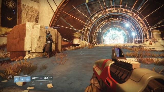 Destiny 2 Mercury Heroic Public Event