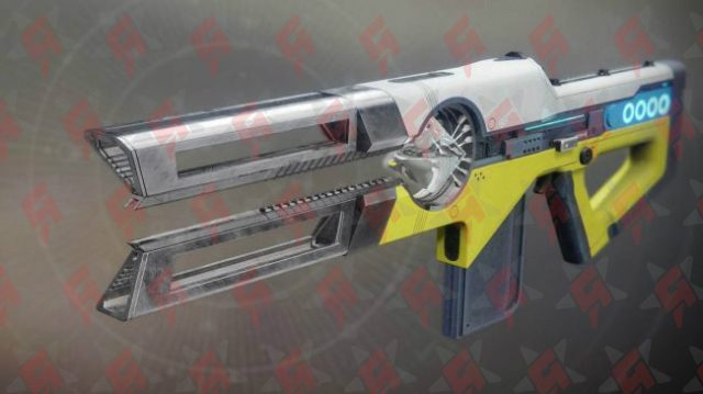 Destiny 2 Prometheus Lens Exotic Trance Rifle