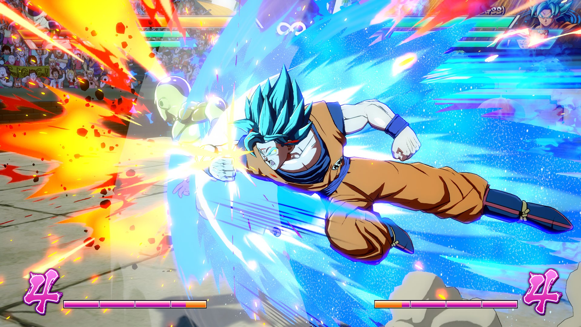 Dragon Ball FighterZ Update 1.04 Patch Notes