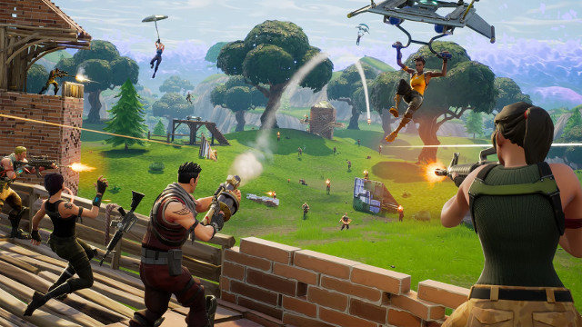 Fortnite's Battle Royale has just received a 50v50 mode