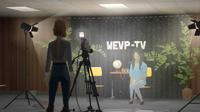 Kentucky Route Zero TV Edition Preview