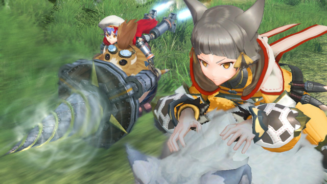 Xenoblade Chronicles 2 Nia and Poppi Japanese Voice DLC