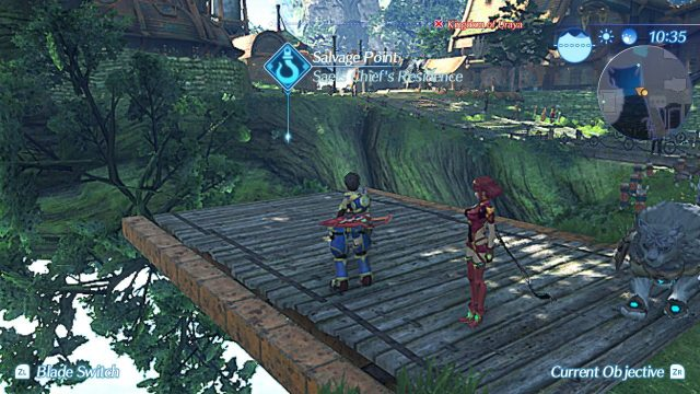 Xenoblade Chronicles 2 Winding Gears
