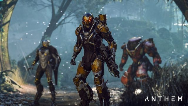 EA Play to Return for E3 2018 with New Anthem Gameplay Footage