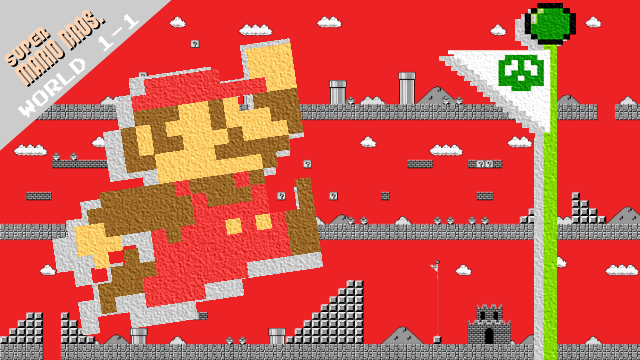 The Perfect Level: How Super Mario Bros and 'World 1-1' Changed Everything