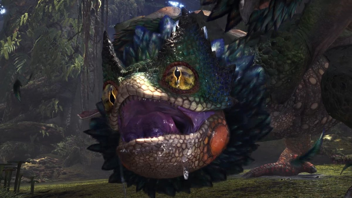 Monster Hunter World Poison Sac: How to Find Pukei-Pukei and