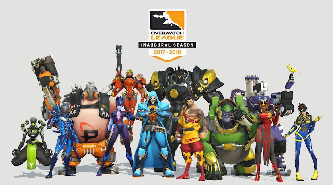 Overwatch League Guide: Where Can I Watch It, When Do the