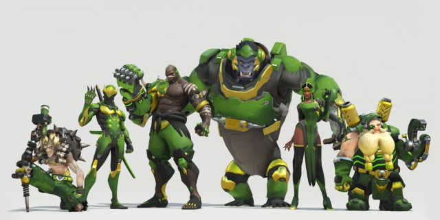 Overwatch League Teams Los Angeles Valiant
