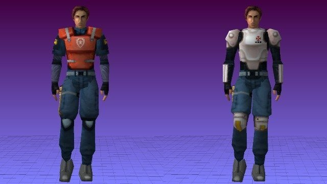 RE 1.5 Leon Vests