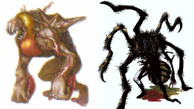 RE1.5 Cut Creatures