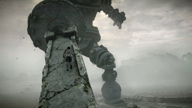 Shadow of the Colossus - 2nd Colossus