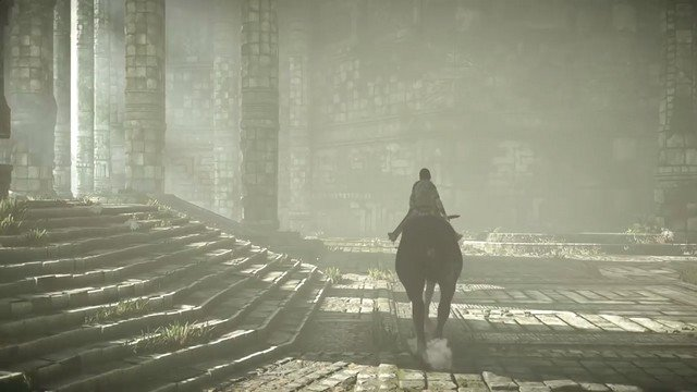 Shadow of the Colossus Endings