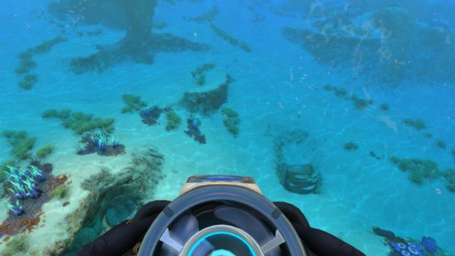 Subnautica Safe Shallows