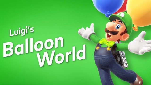 Super Mario Odyssey Getting Free Update in February With New Outfits and Luigi's Balloon World Mode