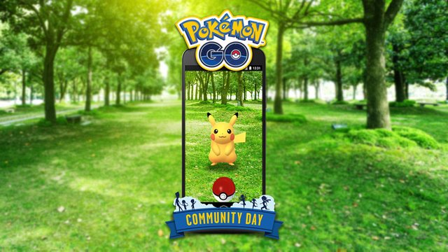Niantic Announces Pokemon Go Community Day Event Featuring Surfing Pikachu