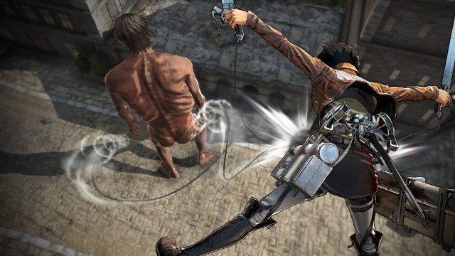 Attack on Titan 2 Switch Has 8-Player Local Multiplayer