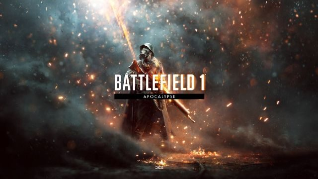 Battlefield 1 Apocalypse now Available for Premium Pass Members