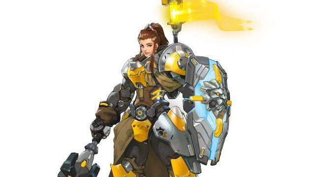 overwatch brigitte how to play