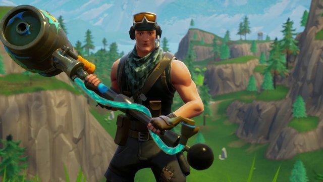 Epic is pulling the SMG from Fortnite: Battle Royale