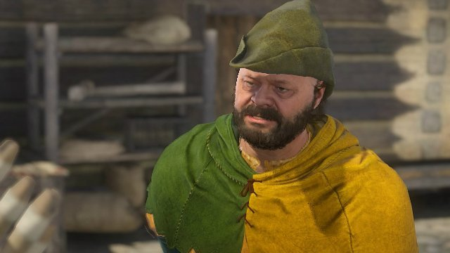 Kingdom Come Deliverance A Bird in the Hand Huntsman Berthold