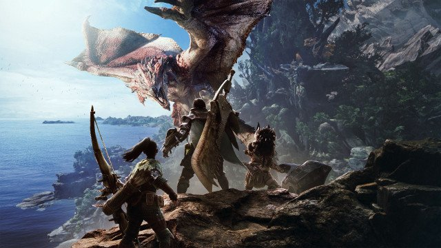 Monster Hunter World PC Release Date