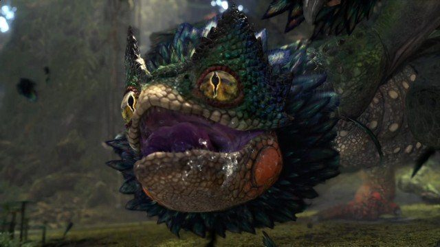 Monster Hunter World Pukei-Pukei