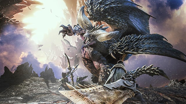Monster Hunter World Sales