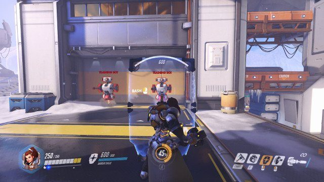 overwatch brigitte abilities shield