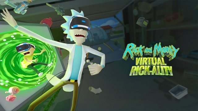 Rick and Morty: Virtual Rick-ality Collector's Edition Announced