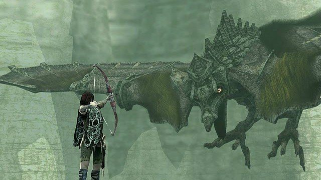 <em>Shadow of the Colossus</em> Fifth Colossus