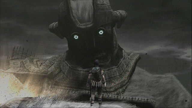 <em>Shadow of the Colossus</em> Sixteenth Colossus