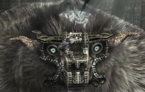 <em>Shadow of the Colossus</em> Sixth Colossus