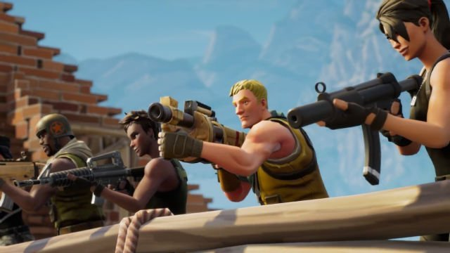 Fortnite Patch v2.5.0 Adds Impulse Grenades and Shrines to Battle Royale