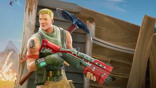 Fortnite Shooting Test Update Explained: What is Shooting