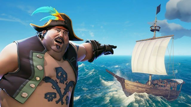 Sea of Thieves Update 1.0.2
