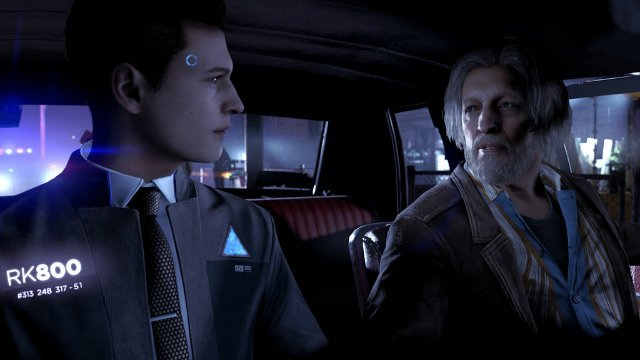 Image result for detroit become human cinematic