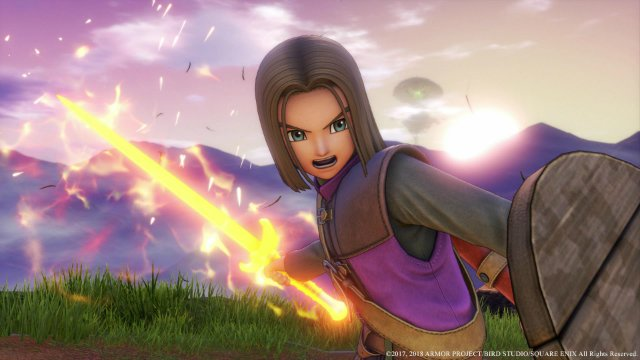 Dragon Quest 11 Release Date Announced For PS4, PC